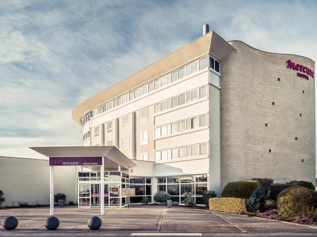 Hotel Mercure Compiègne Sud