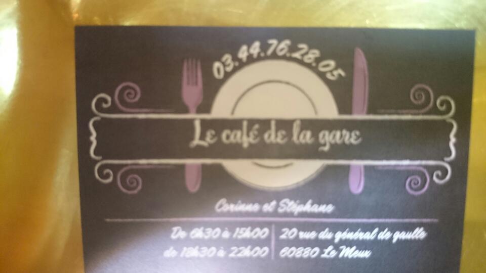 Cafe De Le Gare
