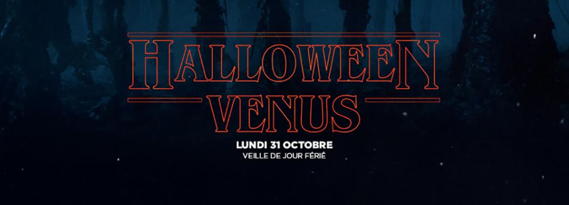 On a testé pour vous : Halloween au Venus